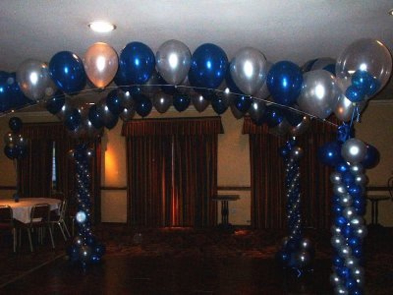 luxury dance floor canopy