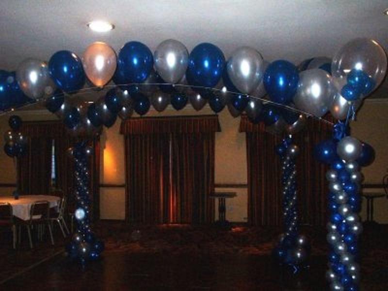 luxury dance floor canopy