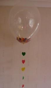 confetti balloon
