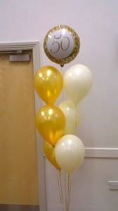 50th gold birthday