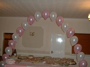 buffet arch
