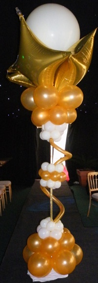 New year's balloon feature
