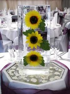 Pillar - Sunflower